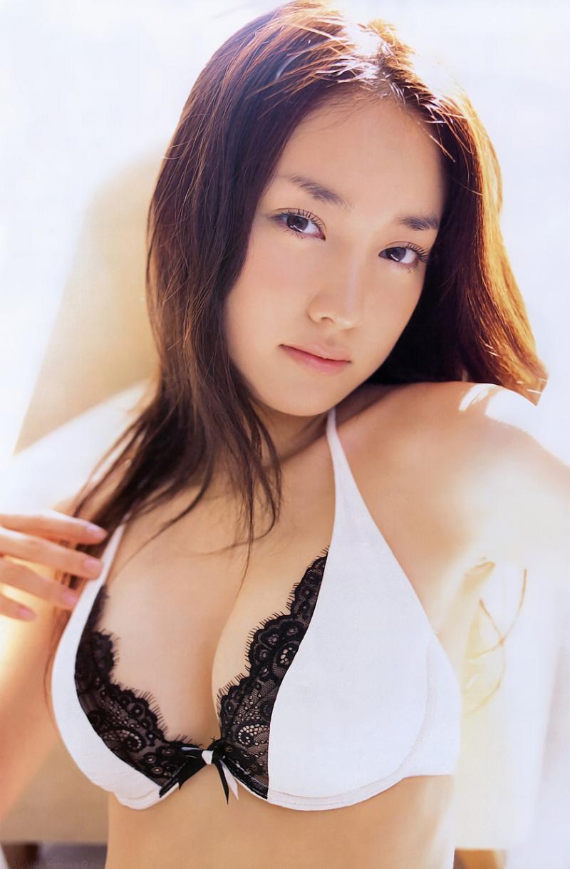 永池南津子アイコラ画像